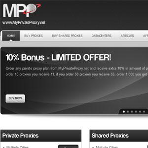 MyPrivateProxy Service Review
