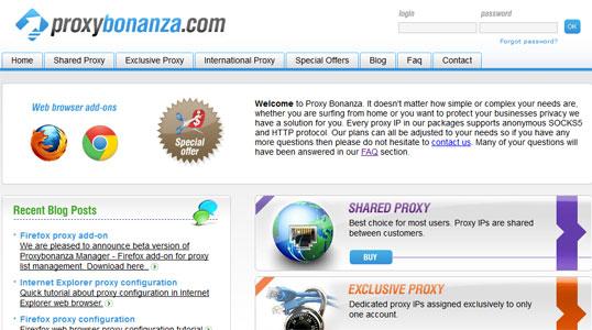 Proxybonanza Review